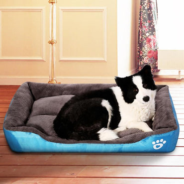 Comfort Zone Pet Paw Bed (LARGE SIZES)