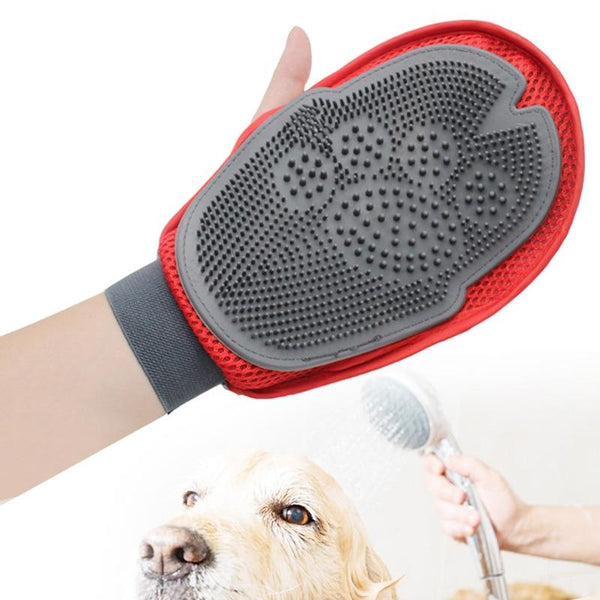 Comfortable Pet Animal Grooming Glove - FarmCityPets