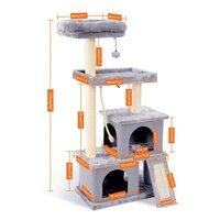 Cream - Ultimate Cat Tree - US stock! (LIMITED TIME)