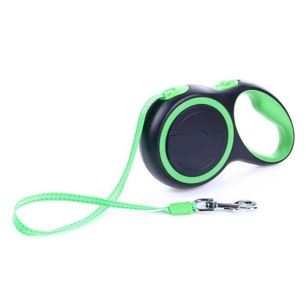Ergonomic Retractable Lead - FarmCityPets