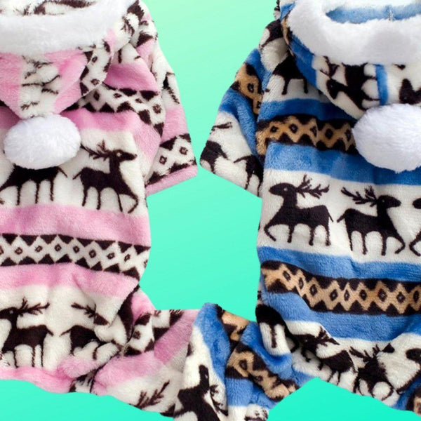 Fashion Fleece Jumpsuit Range for Cats Fashion Fleece Jumpsuit Range for Cats FarmCityPets