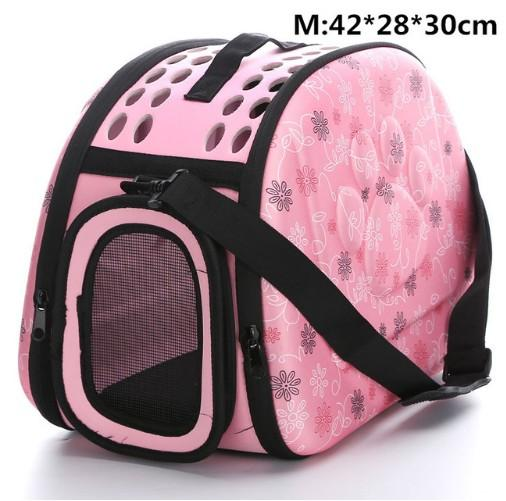 Floral Fashion Pod Carrier - FarmCityPets