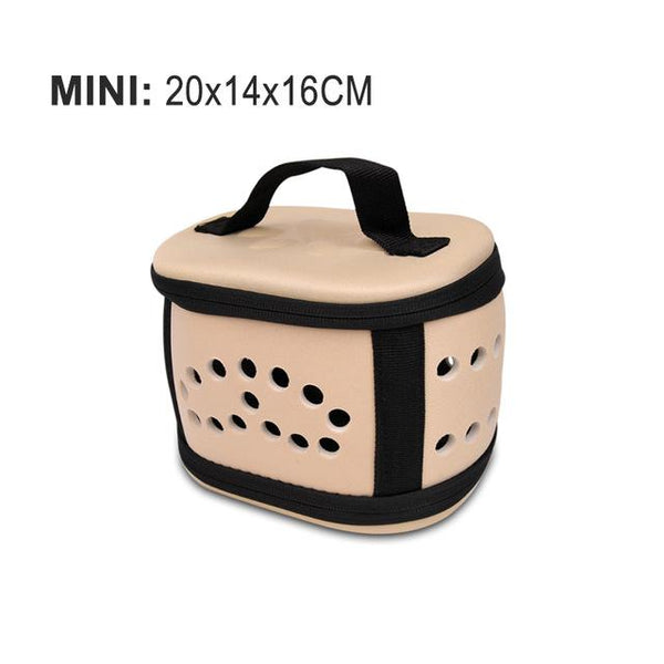 Mini Fold-Up Fashion Pod Carrier - FarmCityPets