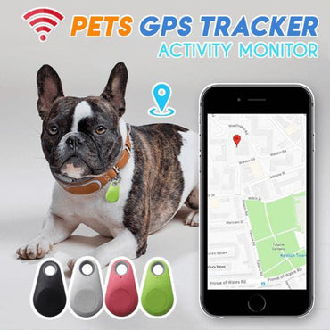 Mini GPS Pet Finder (Smartphone Compatible) BATTERY INCLUDED