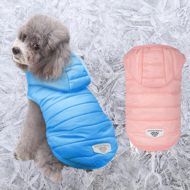 Puffer Vest for Small Dogs