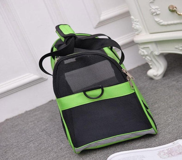 Safety Style Carrier Bag - FarmCityPets