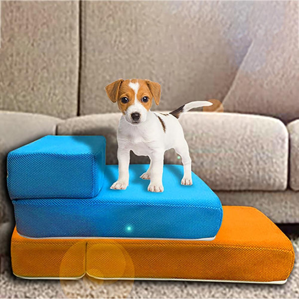Super Bright Foldable Eco-Stairs (US SHIPPING) - FarmCityPets