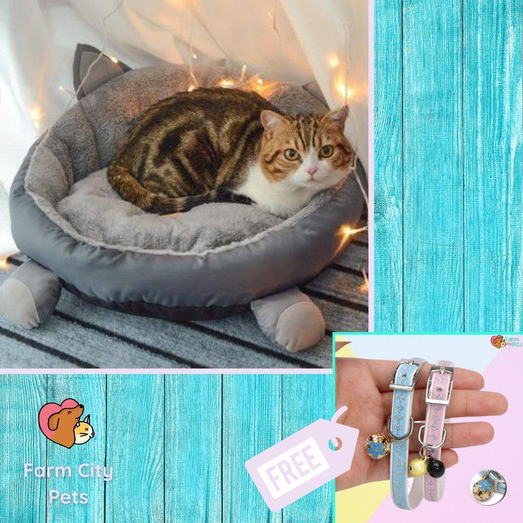 Ultra Luxe Nest Bed - FarmCityPets