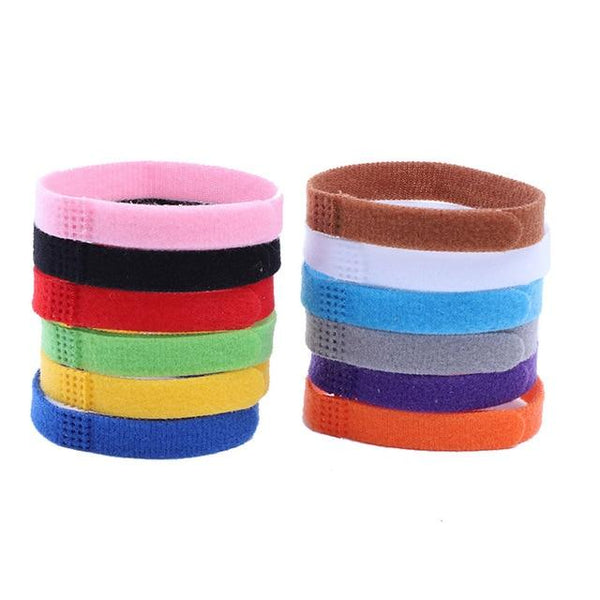 Velvet Soft Puppy & Kitten ID Collars (12PCS) - FarmCityPets
