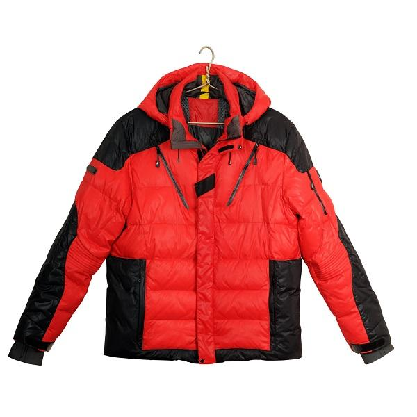 Red Winter Jacket
