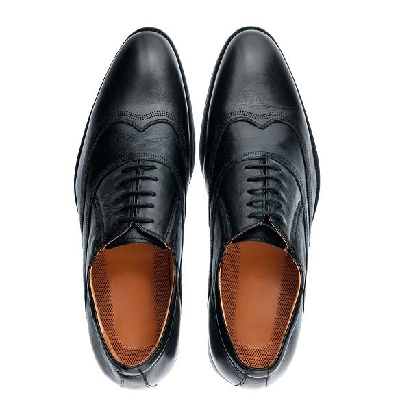Black Work Shoes