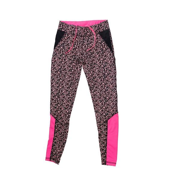 Pink Gym Leggings