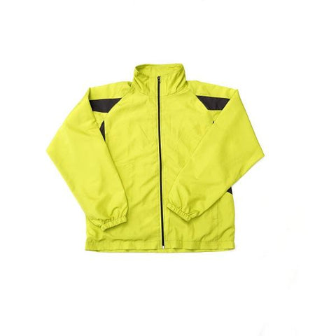 Yellow Running Jacket