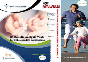 Gene Analysis Test { Diabetes Sensor }