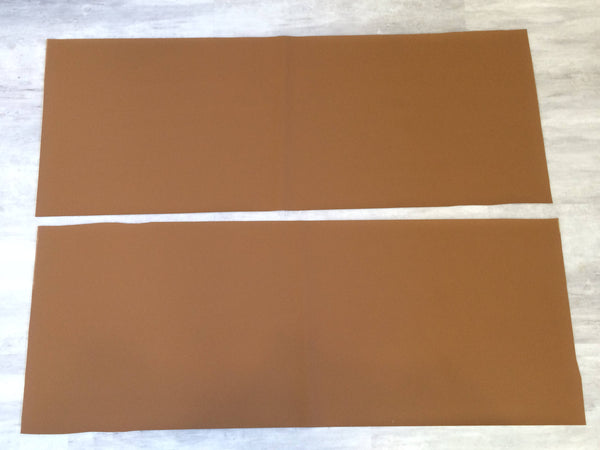 Door Panel Vinyl, Tan, OEM Style