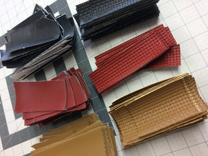 Door Panel Vinyl Swatches
