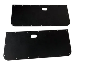 VW Rabbit Convertible / Cabriolet ABS Door Forever Panels