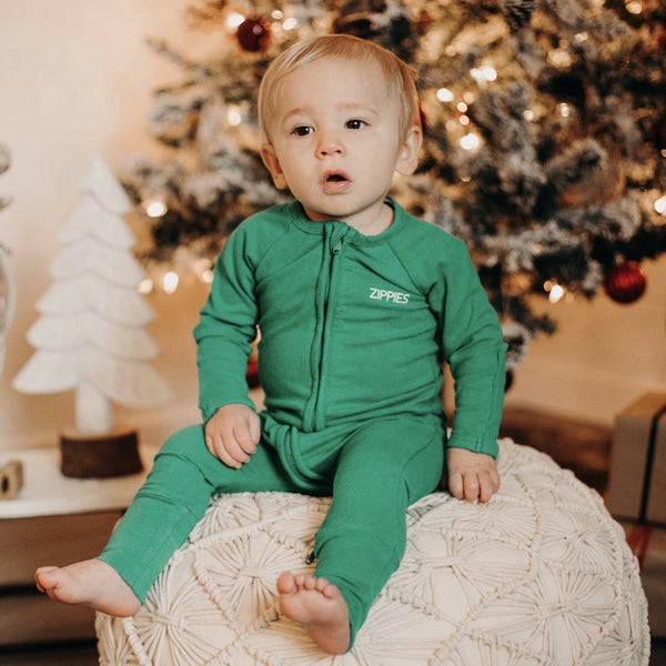 Grinch Green Zippie - West Coast Zippies