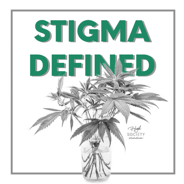 Breaking the stigma of cannabis