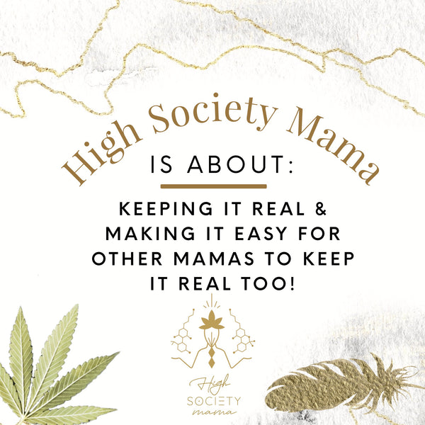 High Society Mama is about...