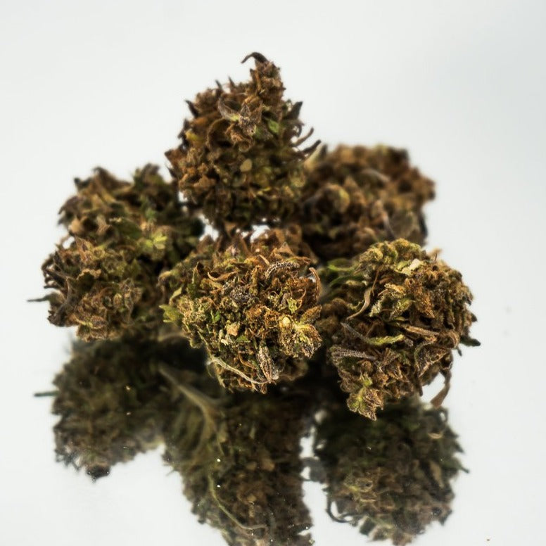 Hemp Flower - Strain: Baox Spectrum