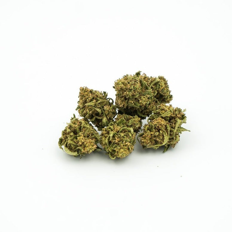 CBD hemp flower tiny buds small buds smokable premium Societysplant