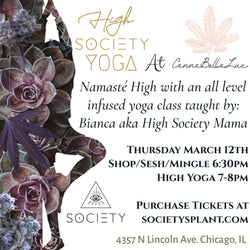 High Society Yoga at Cannabella Lux