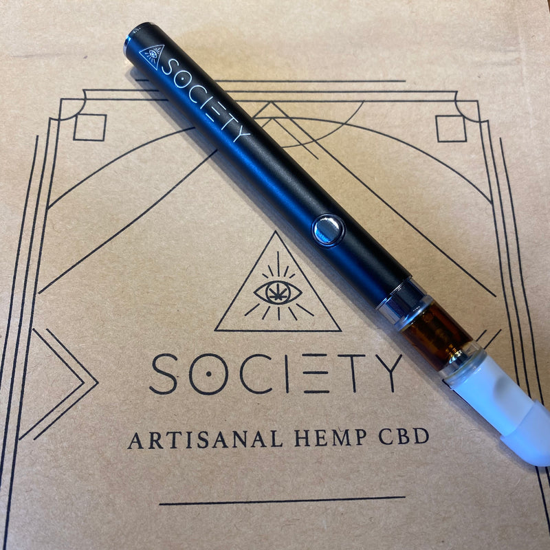 Society CBD Vape Cartridge