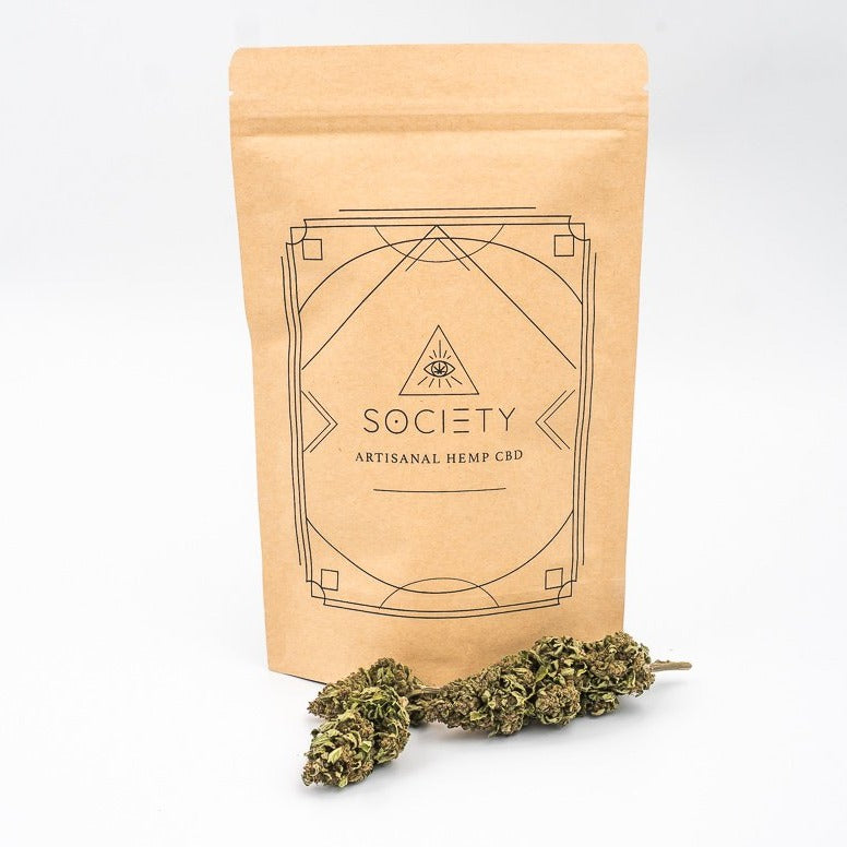 Sour Berry CBD Hemp Flower for smoking by Society's Plant