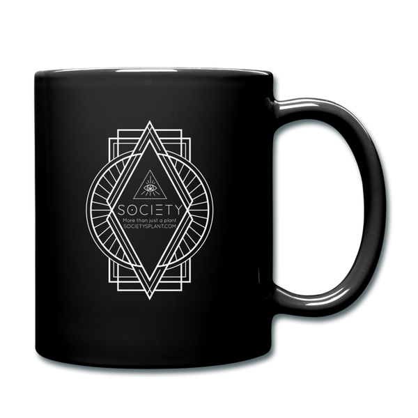 Society Diamond / More than just a plant Mug - black
