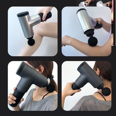Muscle Stimulating Massage Gun