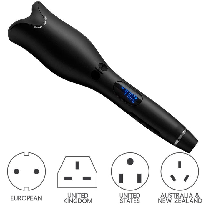 Instant Automatic Hair Spin Curler