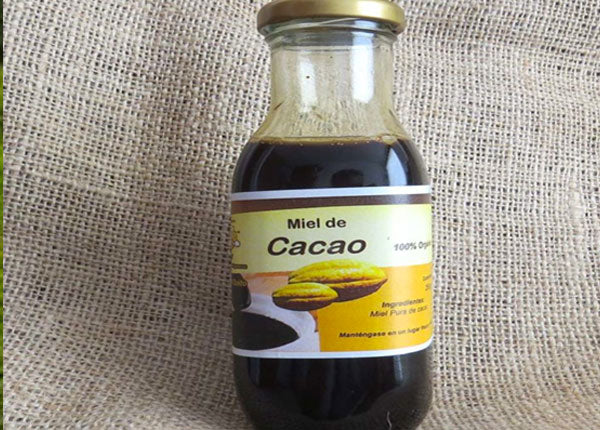 Cacao Honey— Delicious Nectar from the Pods