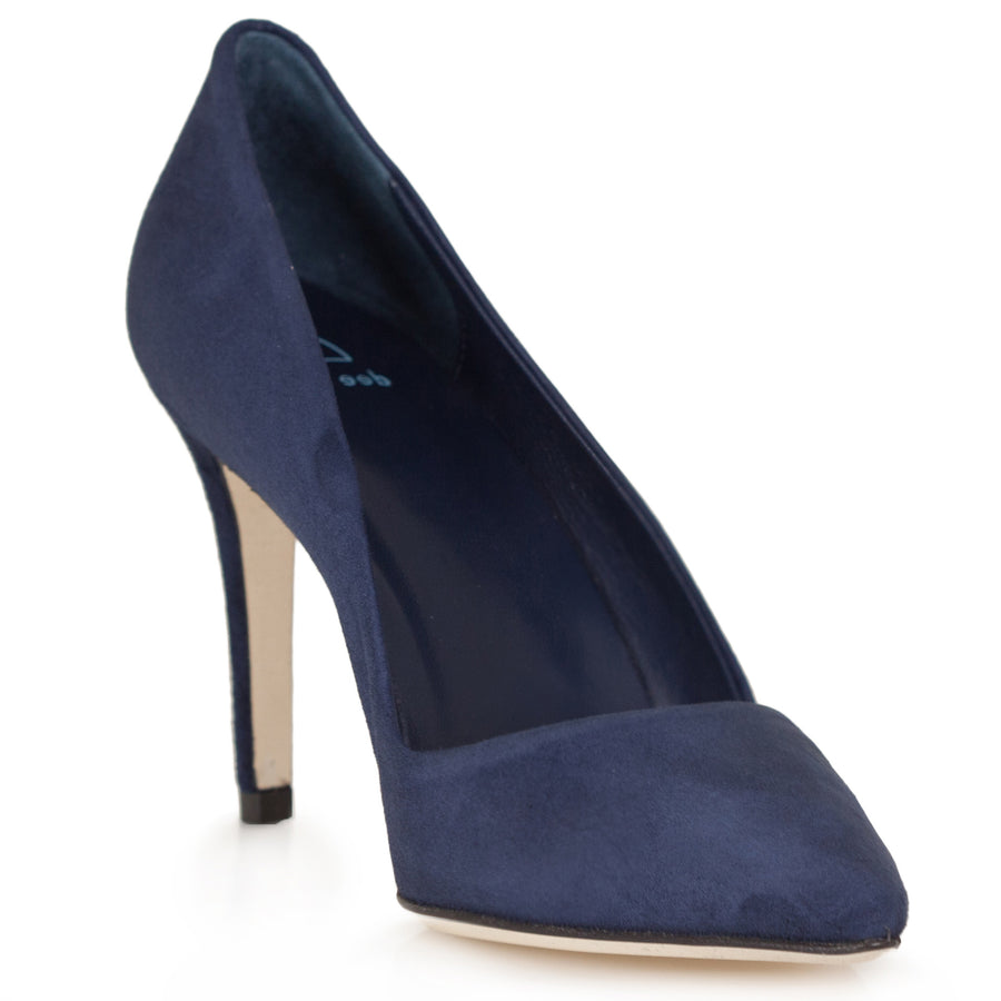 PAIGE (NAVY SUEDE)