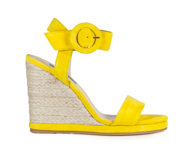 WILLIS (YELLOW SUEDE)