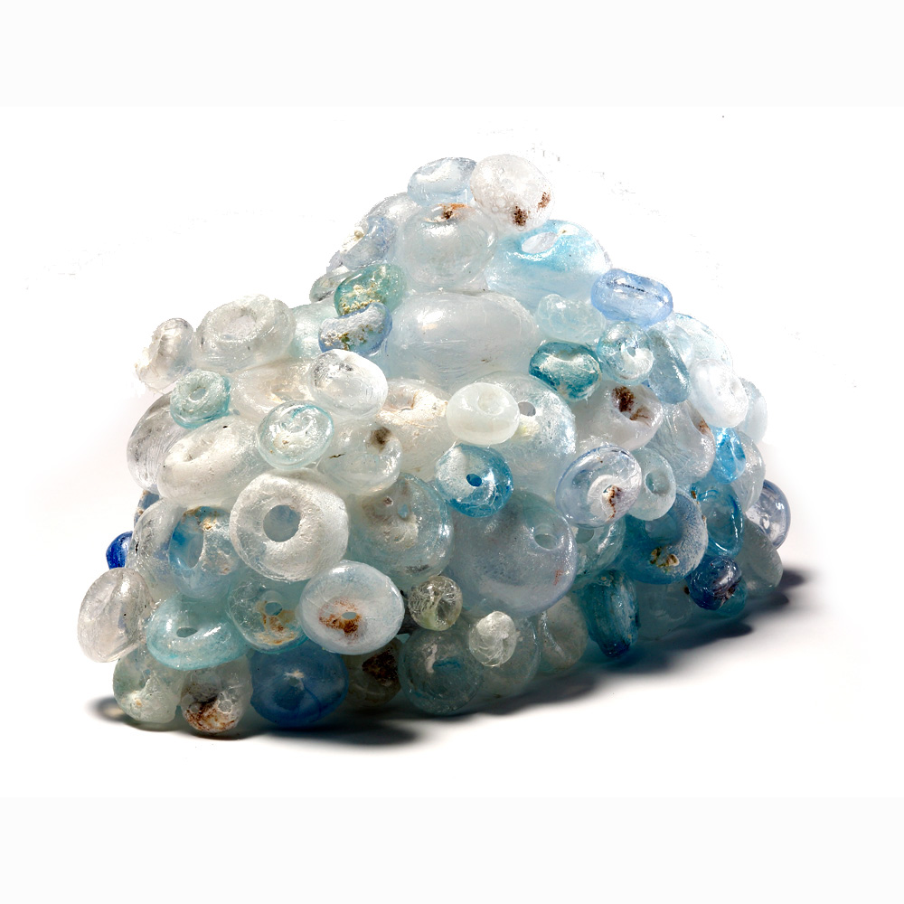 Glass Barnacle Sculptures - LBK Studio