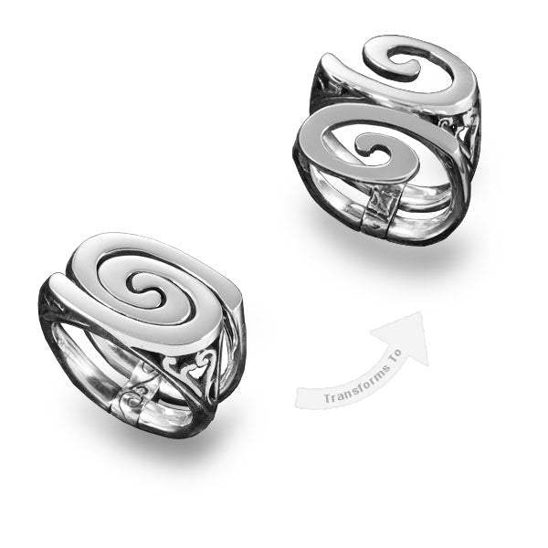 Artsilver Dynamic Multiform Rings