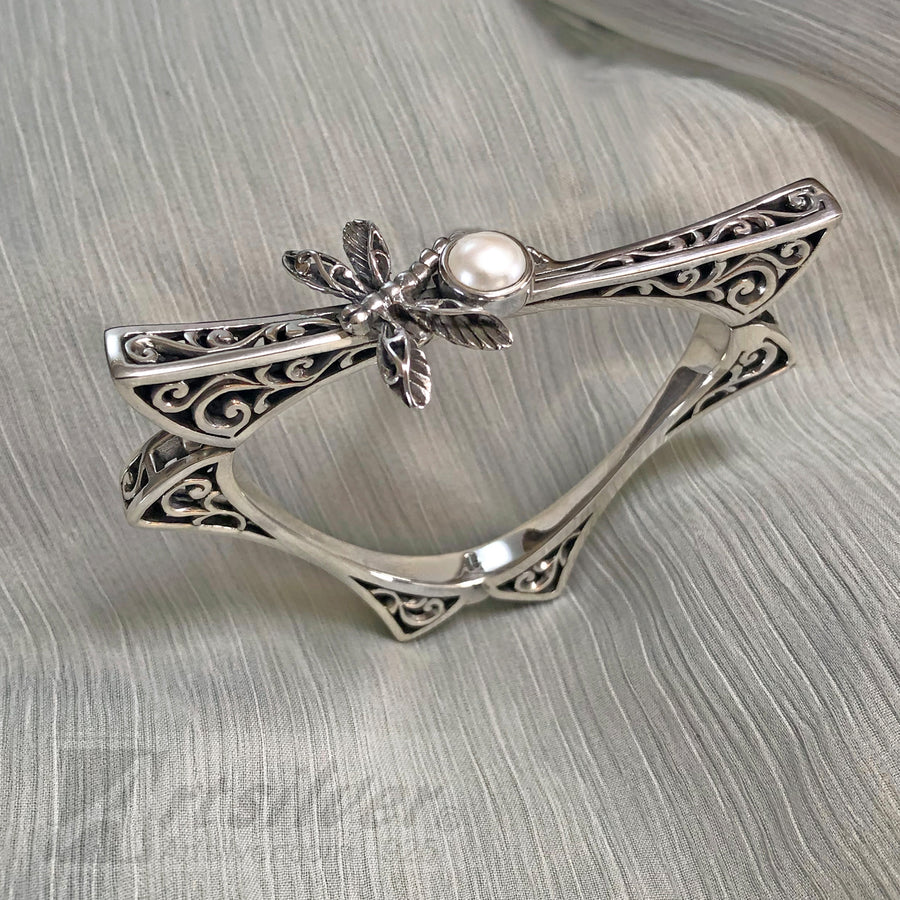 Dragonfly Torii Gate Bangle Style - KS 800