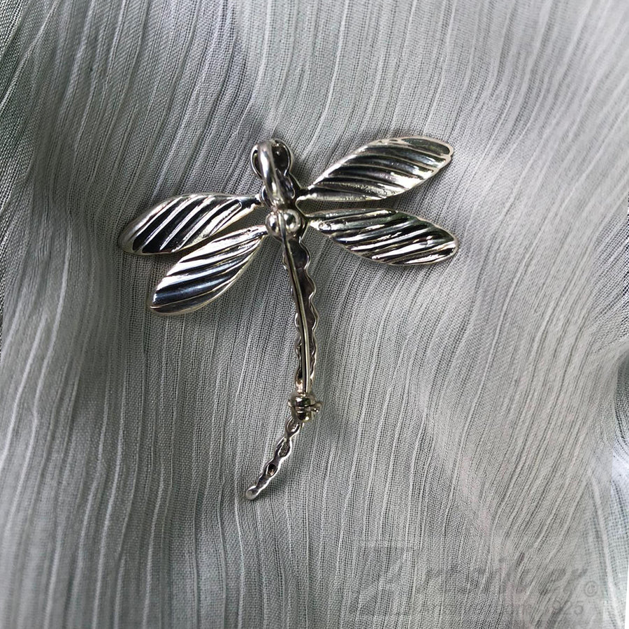 Dragonfly Brooch Pendant Style - KS 589