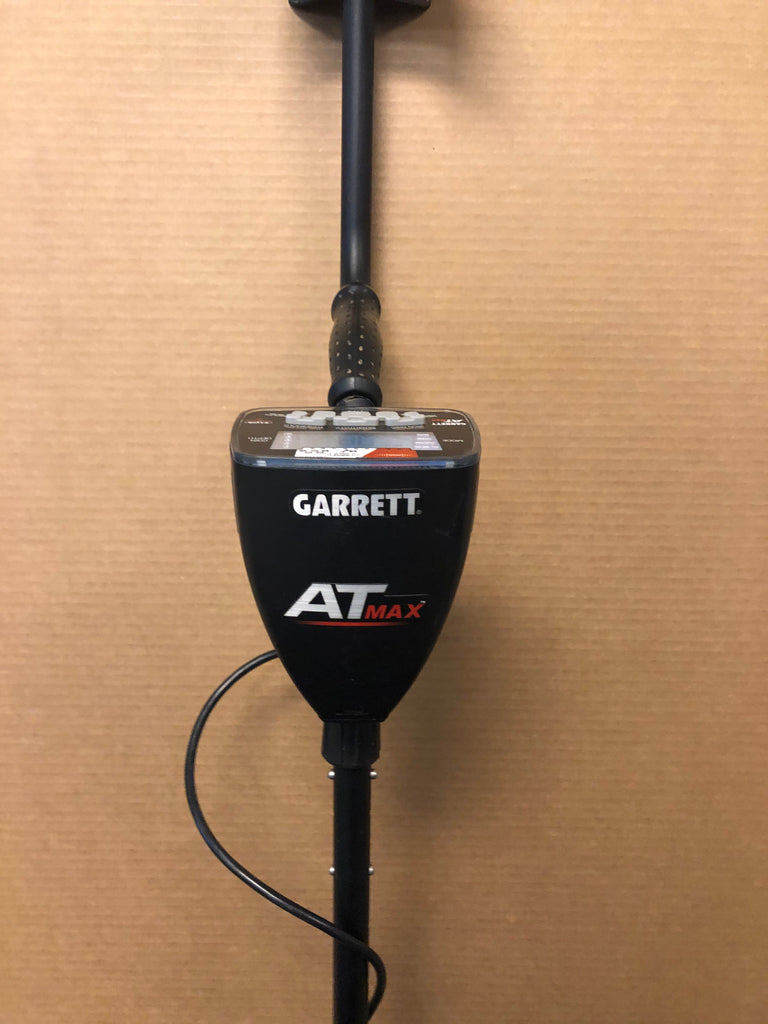 Garrett - Garrett AT MAX - Pre-Owned with New Pinpointer and Wireless Headset - Sunny Mountain Prospectors