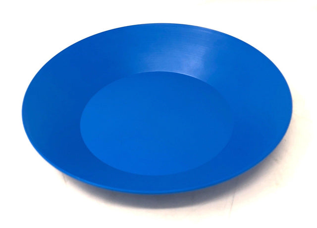 Falcon - Falcon Blue Clean Up Gold Pan - Sunny Mountain Prospectors