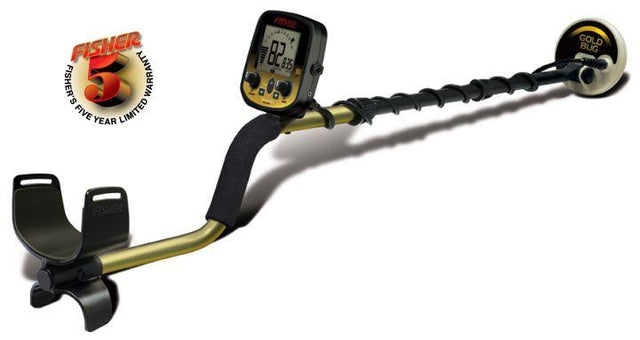 Fisher - Fisher Gold Bug Pro & Gold Bug Pro CC - Waterproof Coil - Sunny Mountain Prospectors
