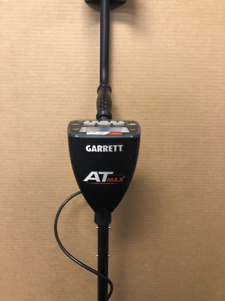 Garrett - Garrett AT MAX with Z-Lynk Wireless Technology and Pinpointer - Sunny Mountain Prospectors