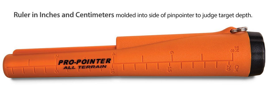 Garrett - Garrett Pro-Pointer AT Z-Lynk Waterproof PinPointer - Sunny Mountain Prospectors