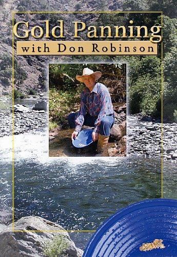 Sunny Mountain Prospectors - Gold Panning with Don Robinson DVD - Sunny Mountain Prospectors