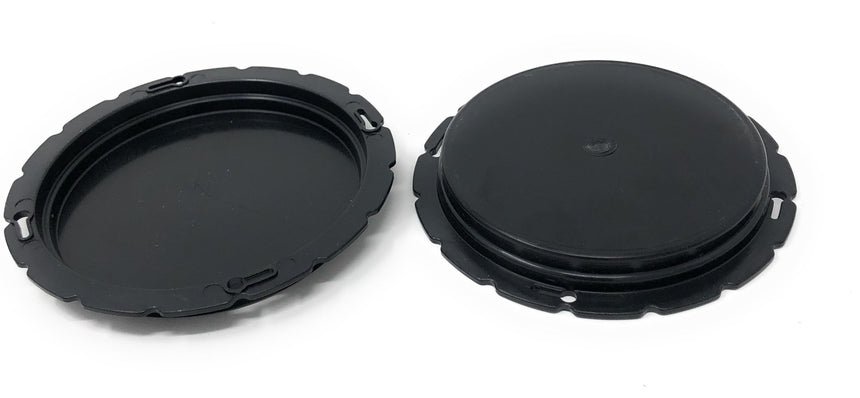 "Top Lid and Bottom Tray for 4"" Stackable Classifiers by Pioneer Mining - Sunny Mountain Prospectors"