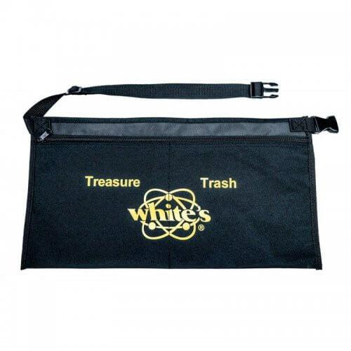 Whites Electronics - Whites Treasure and Trash Apron - Sunny Mountain Prospectors