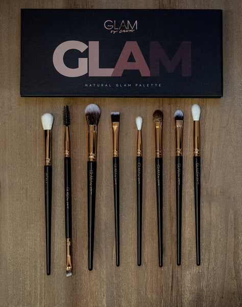 Glam Essentials EYE Brush Collection *PRE-ORDER*