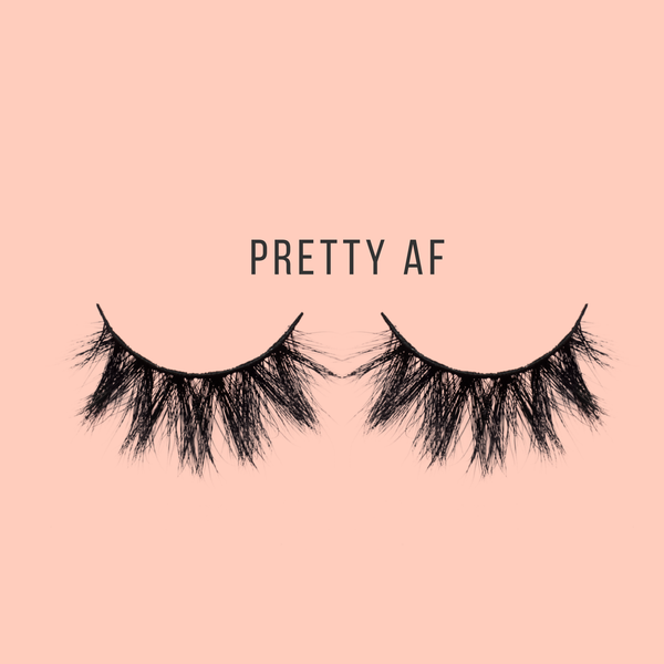 Luxury Lashes: Pretty AF