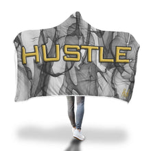 Pure HUSTLE Hooded Blanket
